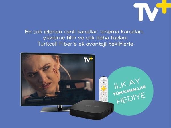 Yabancılara Özel Yanında TV+ Kampanyası