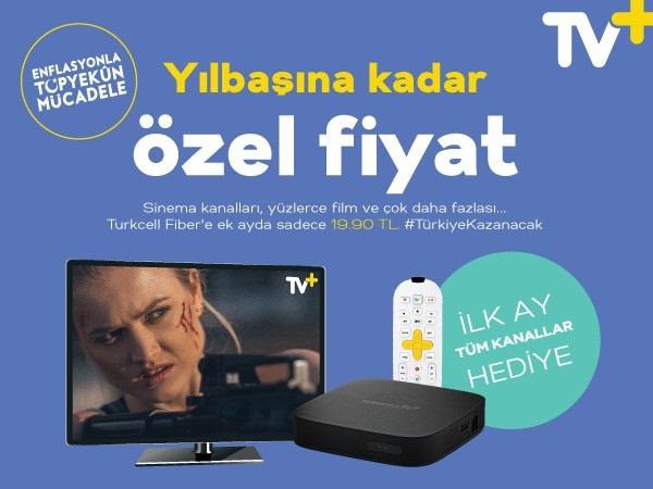 Yanında TV+ Kampanyası