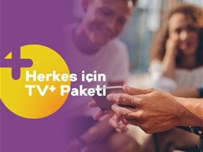 Herkes için TV+ Paketi