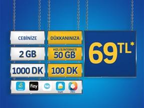 Efsane Esnaf Paketi ADSL-Yalın ADSL Kampanyası