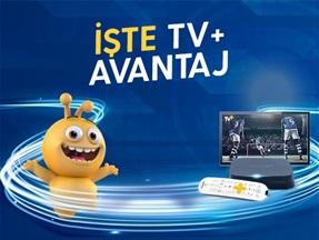 İşte TV+ Avantaj Kampanyası