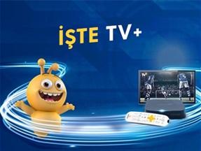 İşte TV+ Kampanyası