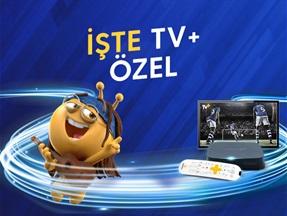 İşte TV+ Özel Kampanyası