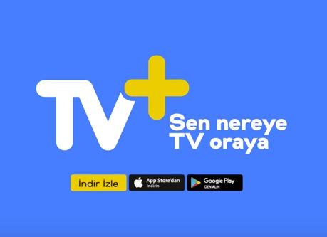 İzlenecek Her Şey İçin TV+